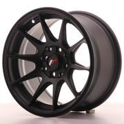 Japan Racing JR11 15x8 ET25 4x100/114 Flat Black