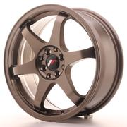 Japan Racing JR3 17x7 ET40 4x100/114 Bronze