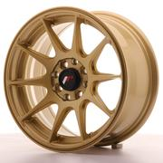 Japan Racing JR11 15x7 ET30 4x100/108 Gold