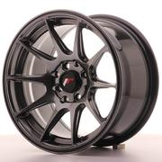 Japan Racing JR11 15x8 ET25 4x100/108 Dark Hiper Black