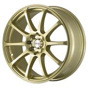 Japan Racing JR2 17x7 ET40 4x100/114 Gold