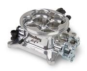 Holley Universal 4-Barrel 1000 CFM 4150 Flange Throttle Bodies