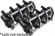ICT Billet Remote Mount Ignition Coil Relocation Brackets