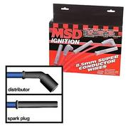 MSD 8.5mm Super Conductor Spark Plug Wire Sets