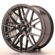 Japan Racing JR28 18x9,5 ET40 5x112 Hyper Black