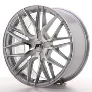 Japan Racing JR28 18x8,5 Custom Silver Machine