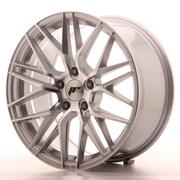 Japan Racing JR28 18x8,5 ET40 5x112 Silver Machine