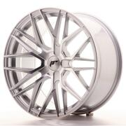Japan Racing JR28 19x9,5 Custom Silver Machine