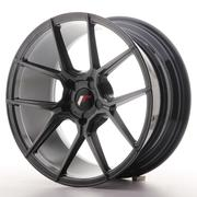 Japan Racing JR30 18x8,5 Custom Hyper Black