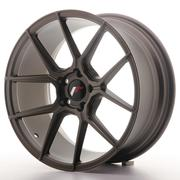 Japan Racing JR30 18x8,5 ET40 5x112 Matt Bronze