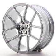 Japan Racing JR30 18x8,5 ET40 5x112 Silver Machine