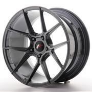 Japan Racing JR30 18x9,5 ET35 5x120 Hyper Black