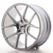 Japan Racing JR30 18x8,5 ET40 Custom Silver Machined