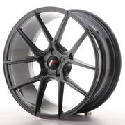 Japan Racing JR30 19x8,5 Custom Hyper Black