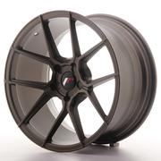 Japan Racing JR30 18x9,5 Custom Matt Bronze