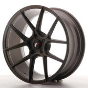 Japan Racing JR30 19x8,5 Custom Matt Bronze (Ext. CB: 74,1)