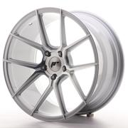 Japan Racing JR30 19x9,5 ET40 5x112 Silver Machine