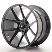 Japan Racing JR30 19x11  Custom Hyper Black