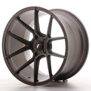 Japan Racing JR30 19x11  Custom Matt Bronze