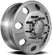 American Force Classic Series Polished Wheel - 22,5x8,25 DULLY SET