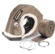 DEI Titanium Turbo T3 Kit Shield - Custom Fit Turbo Blanket