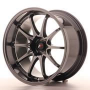 Japan Racing JR5 19x10.5 ET12 5H Custom Hyper Black