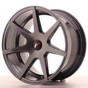 Japan Racing JR20 18x9,5 ET20-40 Custom Hiper Black