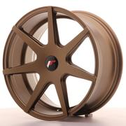 Japan Racing JR20 18x8,5 ET25-40 Custom Matt Bronze