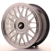 Japan Racing JR23 16x7 ET20-45 Custom Hiper Silver