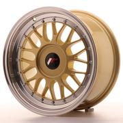 Japan Racing JR23 16x8 ET20-45 Custom Gold