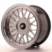 Japan Racing JR23 16x9 ET20-35 Custom Hiper Silver