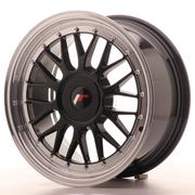 Japan Racing JR23 17x8 ET20-45 Custom Glossy Black