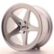 Japan Racing JR24 18x9,5 ET40 5x112 Machined Silver