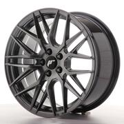 Japan Racing JR28 17x8 ET35 5x100 Hyper Black