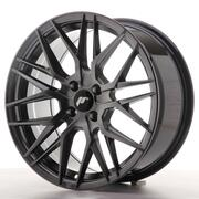 Japan Racing JR28 17x8 ET40 4x100 Hyper Black