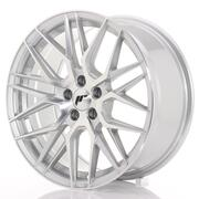 Japan Racing JR28 17x8 ET40 5x112 Silver Machined