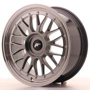 Japan Racing JR23 18x8 ET30-45 Custom Hiper Black
