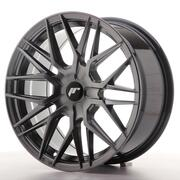 Japan Racing JR28 17x8 ET25-40 Custom Hyper Black