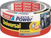Tesa Gaffatape Extra Power Universal Sort 25 m x 50 mm