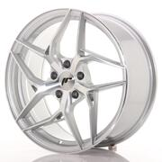 Japan Racing JR35 19x8,5 ET35-45 5H custom Silver Machined Face