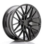 JR Wheels JR38 20x9 ET20-45 5H BLANK Hyper Gray