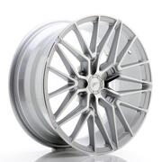 JR Wheels JR38 18x9 ET20-45 5H BLANK Silver Machined Face