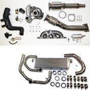 1.8T upgrade Turbo Kit for Golf 4, Audi A3, Seat Leon 260PS plug&play
