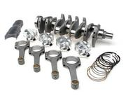 STROKER KIT - Honda/Acura K20, 92mm Billet Crank, Custom LightWeight Rods, Pistons, Bearings
