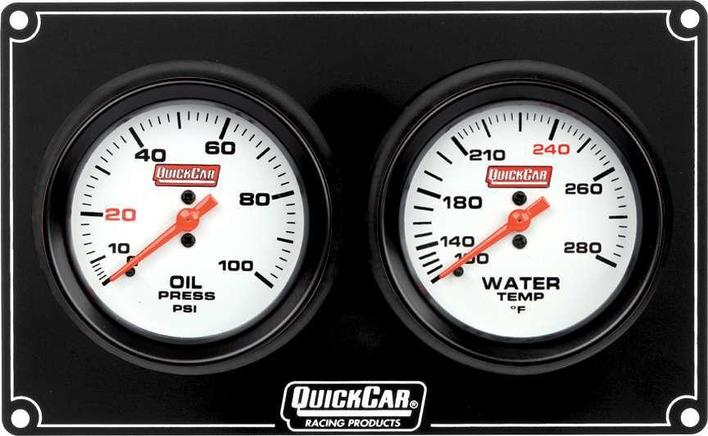 gauge panel assembly extreme oil pressure water temp. Black Bedroom Furniture Sets. Home Design Ideas