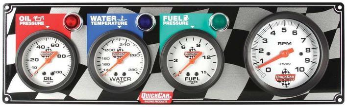 gauge panel assembly fuel pressure oil pressure. Black Bedroom Furniture Sets. Home Design Ideas