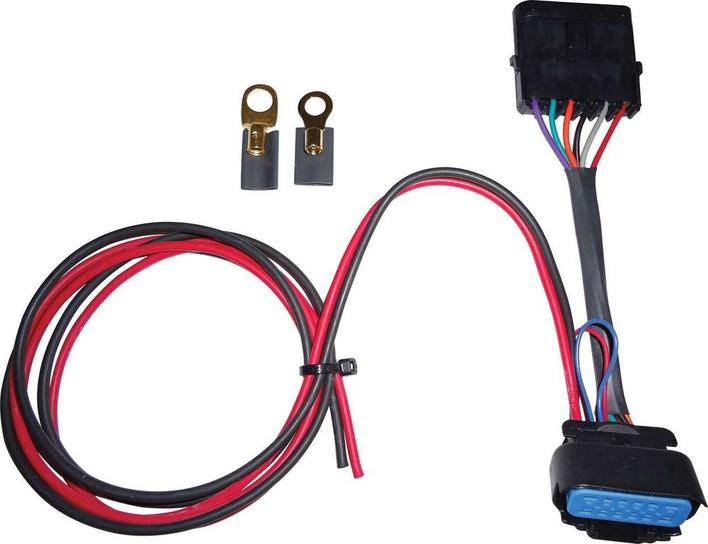 wiring harness - ignition box - weatherpack