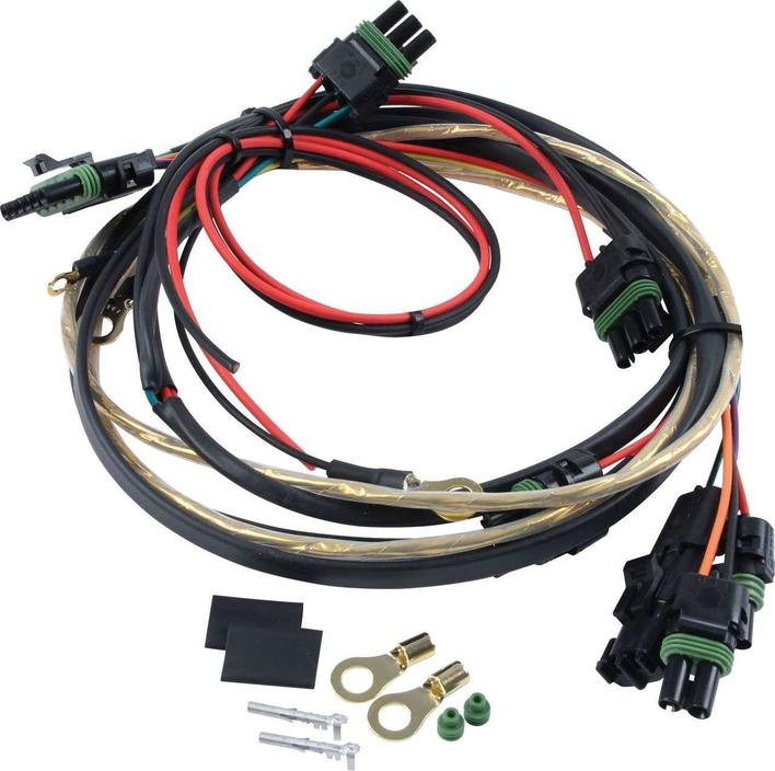 wiring harness ignition weatherpack single crane