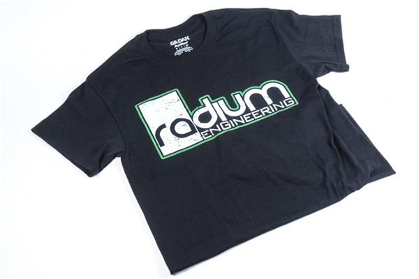 Radium T-Shirt, 2018, Black-3X-Large
