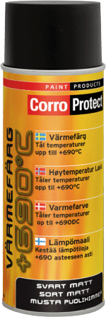 Corro Protect sølv spray